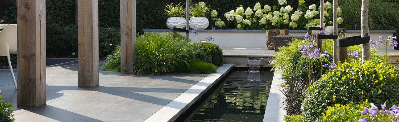 Tuin ontwerpen tuin inrichten groenxpert te wijchen helpt u for Tuin inrichten planten